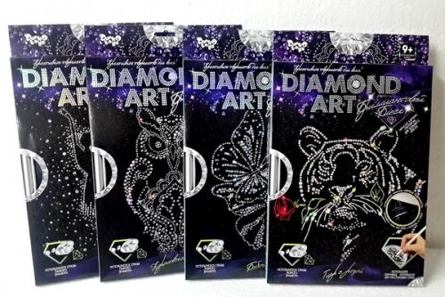 0994  Набор креат. творчести DIAMOND ART /18/ 0