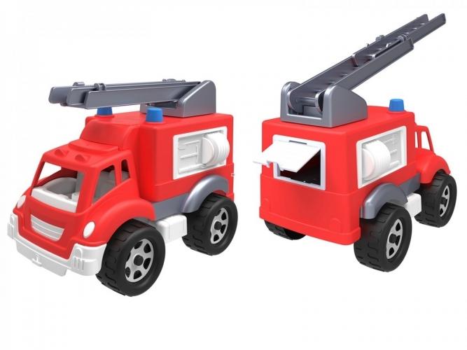 1738  Транспортная игрушка «Пожарная машина ТехноК», 0