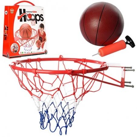 2654  Баскетбольное кольцо  45 см (металл)