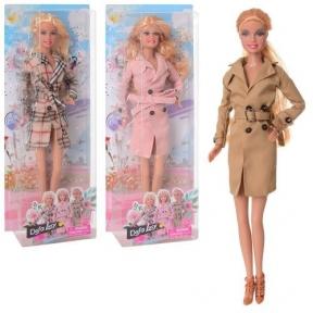 8425  Кукла DEFA 30см, 3вида, в еор-ке, 13-32-6см