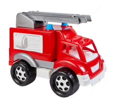 1738  Транспортная игрушка «Пожарная машина ТехноК»,