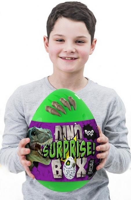 09269  Креативна  творчість Dino  Surpise  Box