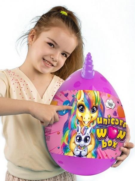 09275 Креативна  творчість Unicorn WOW Box