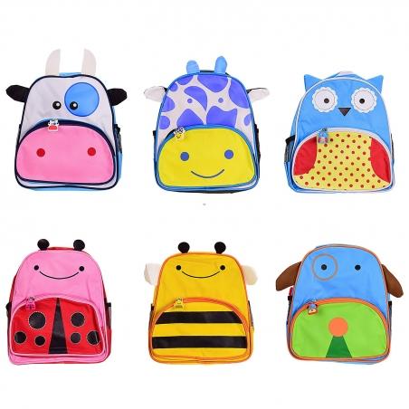 220  Рюкзак детский SH 6 видов 25*30*9 см