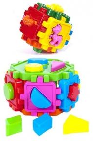 50-107  Набор  шестигранник  и куб
