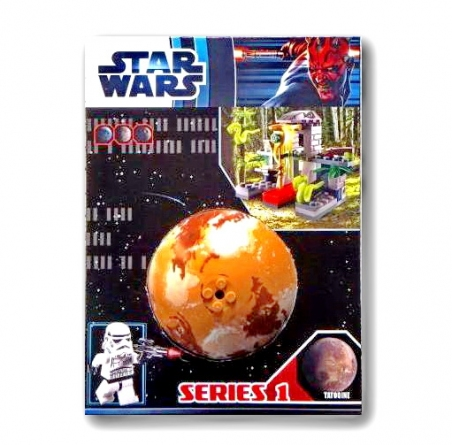 Конструктор Star wars RC246302 кор.20*15*6