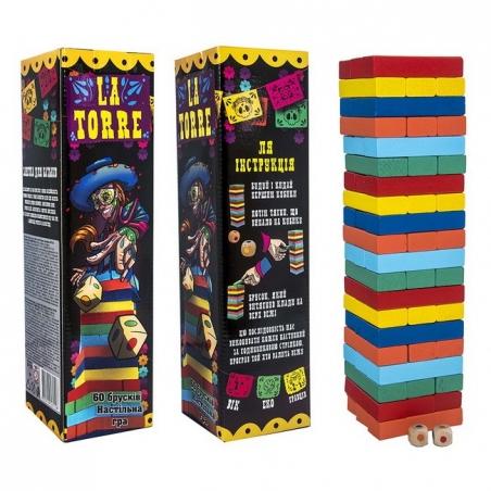 30758  Игра La Torre в  коробці, джанга