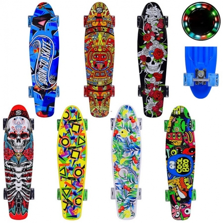 21503  Скейт / пенни борд