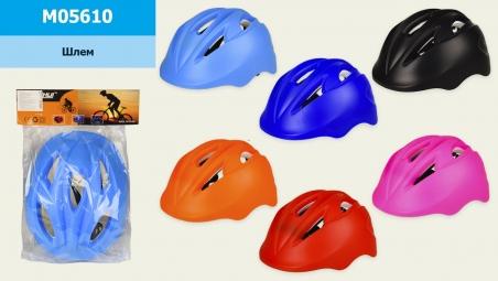 05610  Защита  шлем, 6 цветов, размер шлема - 25*20см