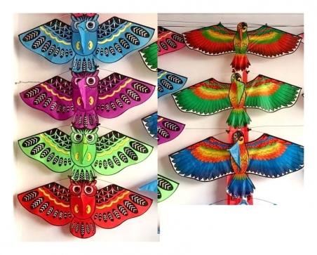 2108  Воздушный змей 2 вида,120 см
