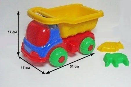07-719  Машина Шмелек С, грузовик с лопаткой