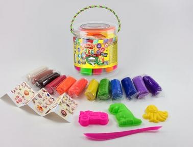 0221  Набор креативной творчести  тесто для лепки