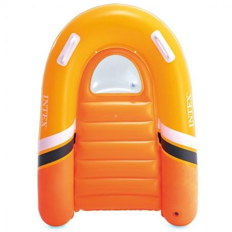 58154  Надувной плотик  Surf Rider с ручками 102*89 см